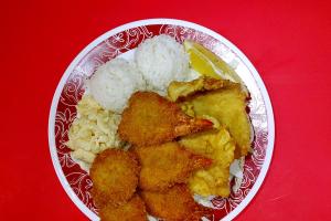 22. Seafood Platter - delivery menu
