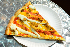 """Extra Large 20"""" Buffalo Chicken Pizza - delivery menu"""