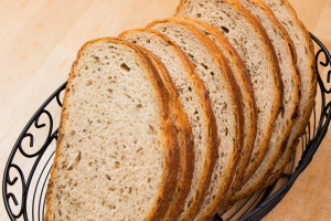 Whole Loaf of Rye Bread - delivery menu
