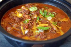 Chili con Carne - delivery menu