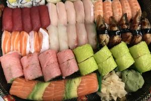 I. Sushi Sashimi & Roll Platter - delivery menu