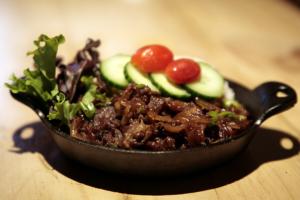 Beef Bulgogi - delivery menu