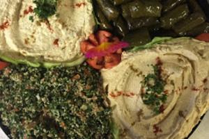 8 oz. Baba Ghanoush - delivery menu