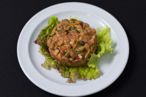Lunch Mexican Steak Tartare - delivery menu