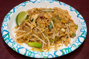T3. Chicken Pad Thai - delivery menu