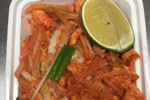 104. White Meat Chicken Pad Thai - delivery menu