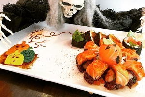 Trick or Treat - delivery menu