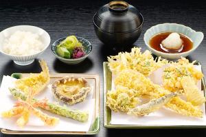 Tempura Dinner - delivery menu