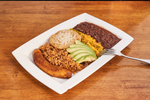Bandeja Paisa Vegana - delivery menu