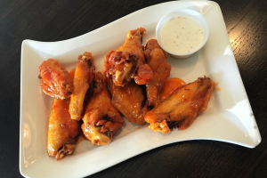 10 Piece Famous Sweet Chili Wings - delivery menu