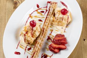 Texas Special Dessert - delivery menu