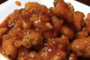 SP1. General Tso's Chicken - delivery menu
