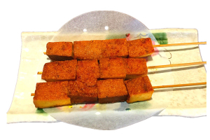 Dried Tofu BBQ - delivery menu