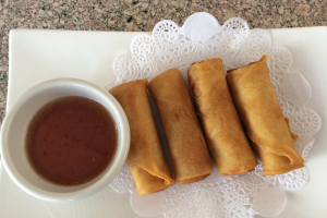Egg Roll - delivery menu