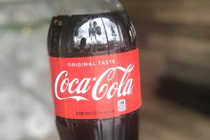 2-Liter Coke - delivery menu