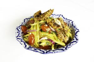 Yum Mamuang Spicy Salad - delivery menu