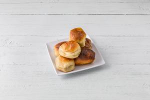 6 Piece Garlic Knots - delivery menu