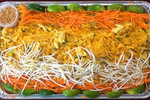 Pad Thai Tray - delivery menu