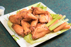 12 Wings - delivery menu