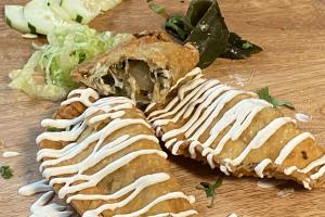 Chicken Tinga Empanadas - delivery menu