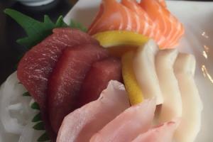 Sashimi Lunch Special - delivery menu