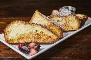Straight Up French Toast - delivery menu