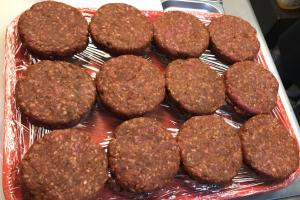 Beef Burger - delivery menu