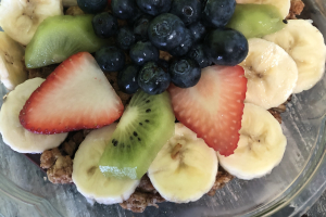 Sunset Acai Bowl - delivery menu