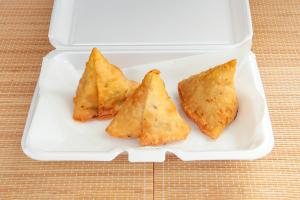 1 Samosa - delivery menu