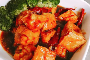 759. General Tao's Tofu - delivery menu