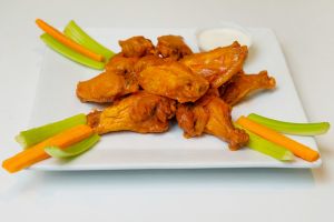 10 Wings - delivery menu