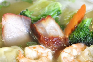 Dragon Wonton Soup - delivery menu