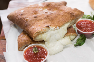 Cheese Calzone - delivery menu