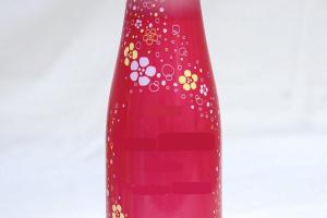 Hana awaka sparkling sake (must be 21 to purchase) 250 ml. - delivery menu