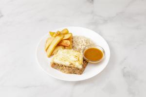Shepherd's Pie - delivery menu