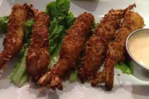 Coconut Shrimp - delivery menu