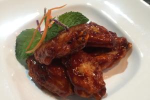Korean Chicken Wings - delivery menu