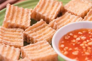 Crispy Tofu - delivery menu