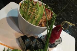 Sesame Seared Tuna - delivery menu