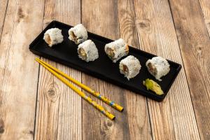 Spicy Hamachi Maki - delivery menu