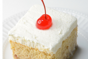 Tres Leches Cake - delivery menu