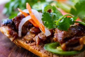 BM3. Banh Mi Ga Nuong - delivery menu