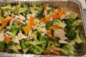 Chicken Broccoli - delivery menu