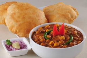 Chola Bhatura - delivery menu