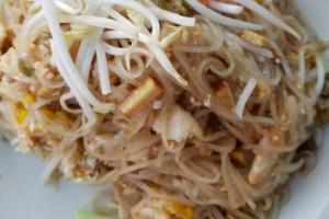 Pad Thai Noodles - delivery menu