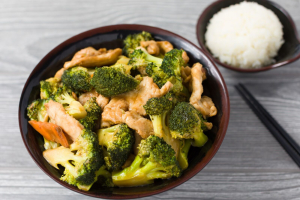 49. Chicken with Broccoli - delivery menu