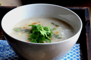 Comfort Rice Soup - delivery menu