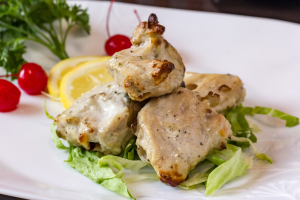 Chicken Malai Kabab - delivery menu