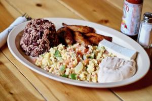 Desayuno Salvadoreno - delivery menu