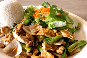 Cashew Nut Lunch Special - delivery menu